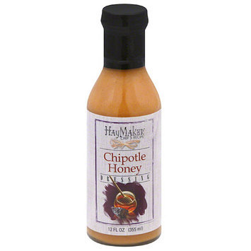 HayMaker Chef's Recipe Chipotle Honey Dressing, 12 fl oz, (Pack of 6)