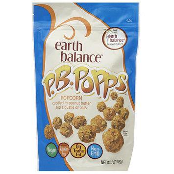 Earth Balance P.B. Popps Popcorn, 7 oz, (Pack of 12)