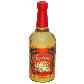 Roland Rice Wine Vinegar, 20 fl oz, (Pack of 12)