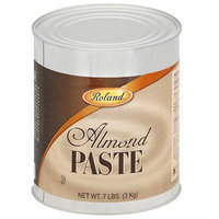 Roland Almond Paste, 7 lbs, (Pack of 6)