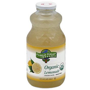 Fragile Planet Organic Lemonade, 32 fl oz, (Pack of 12)