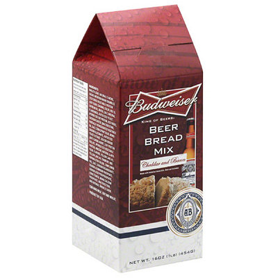 Budweiser Cheddar and Bacon Beer Bread Mix