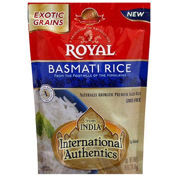 Royal Basmati Rice, 8 oz, (Pack of 10)