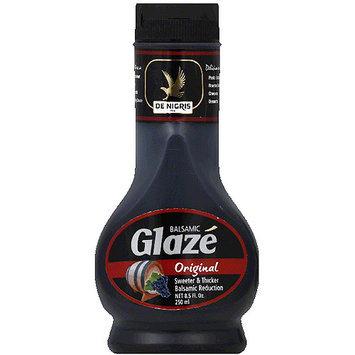 De Nigris Original Balsamic Glaze, 8.5 fl oz, (Pack of 6)