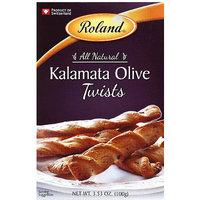 Roland Kalamata Olive Twists, 3.53 oz, (Pack of 12)