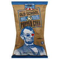 American Farmer Old School Movie Theater Popped Corn, 5 oz, (Pack of 12)