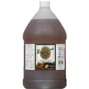 Hendricksons Hendrickson's Original Sweet Vinegar & Olive Oil Dressing, Marinade & Seasoning, 1 gal, (Pack of 4)