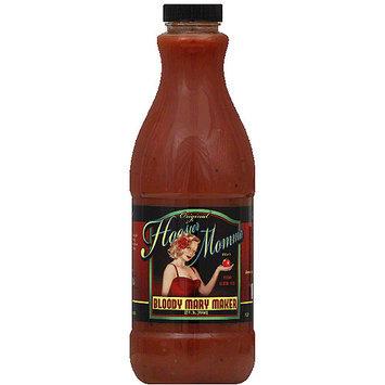 Hoosier Momma Original Bloody Mary Maker Mix, 32 fl oz, (Pack of 12)