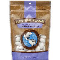 Plentiful Planet Jordan Almonds, 10 oz, (Pack of 6)
