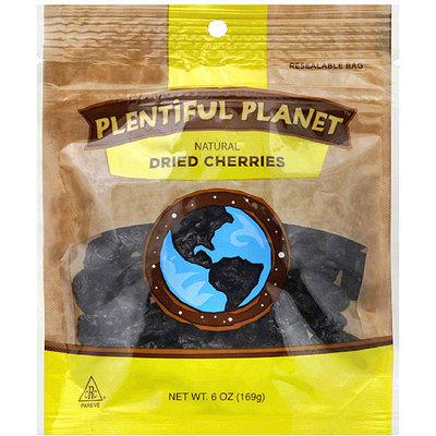 Plentiful Planet Dried Cherries, 6 oz, (Pack of 6)