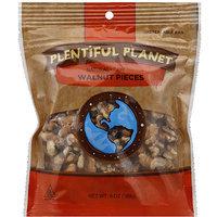 Plentiful Planet Raw Walnut Pieces, 6 oz, (Pack of 6)
