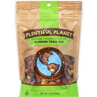 Plentiful Planet Almond Trail Mix, 10 oz, (Pack of 6)