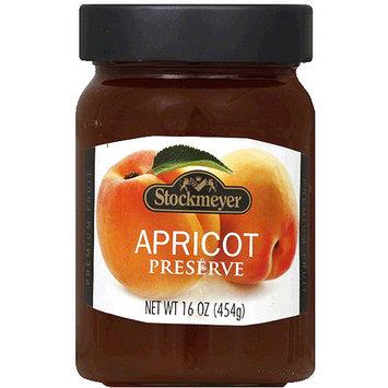 Stockmeyer Apricot Preserve, 16 oz, (Pack of 10)