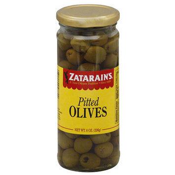 Zatarain's Pitted Olives, 8 oz, (Pack of 12)