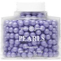 Dean Jacob's Lavender Pearl Decor, 3.7 oz, (Pack of 6)
