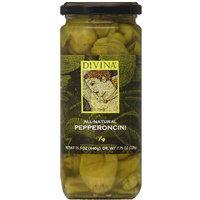 Divina All-Natural Pepperoncini, 15.5 oz, (Pack of 6)
