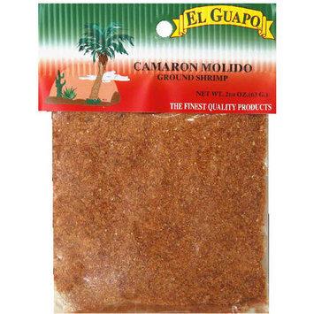 El Guapo Ground Shrimp, 2.25 oz, (Pack of 12)