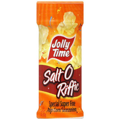 Jolly Time Salt O Riffic, 4 oz, (Pack of 6)