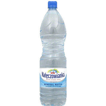 Discontinued by KEHE Naleczowianka Natural Mineral Water, 50.72 fl oz, (Pack of 6)