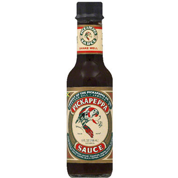 Pickapeppa Sauce, 5 oz, (Pack of 6)