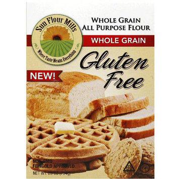 Sun Flour Mills Gluten Free All Purpose Flour, 28 oz, (Pack of 6)