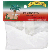 El Guapo Baking Soda, 3 oz, (Pack of 12)