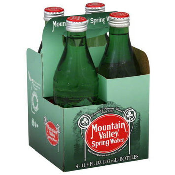 Mountain Valley Spring Water, 45.2 fl oz, (Pack of 6)