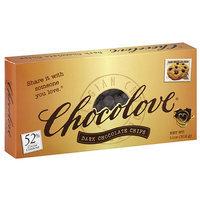 Chocolove Dark Chocolate Chips, 11 oz, (Pack of 12)