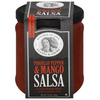 Cucina & Amore Piquillo Pepper & Mango Salsa, 14.8 oz, (Pack of 6)
