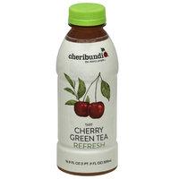 Cheribundi erry Green Tea, 16.9 fl oz, (Pack of 12)
