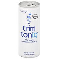 True Tonic Trim Toniq Metabolism Enhancer Supplement Drink, 8.4 fl oz, (Pack of 12)