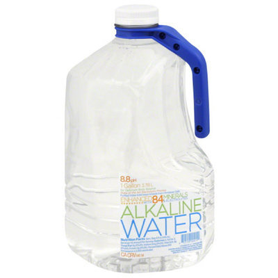 Alkaline88 Purified Alkaline Water, 128 fl oz, (Pack of 4)