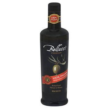 Bellucci Premium 100% Italian Extra Virgin Olive Oil, 16.9 fl oz, (Pack of 6)