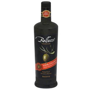 Bellucci Premium 100% Italian Extra Virgin Olive Oil, 25.4 fl oz, (Pack of 6)
