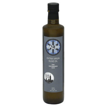 Kaldi Extra Virgin Olive Oil, 17 fl oz, (Pack of 6)