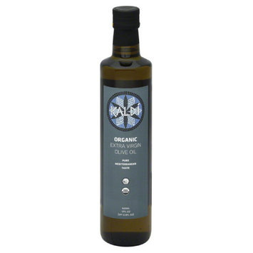 Kaldi Organic Extra Virgin Olive Oil, 17 fl oz, (Pack of 6)
