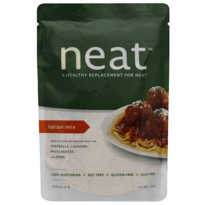 Neat Italian Mix Meat Replacement, 5.5 oz, (Pack of 6)