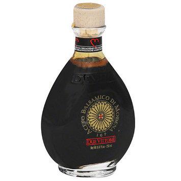 Due Vittore Due Vittorie Gold Balsamic Vinegar of Modena, 8.47 fl oz, (Pack of 6)