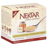 Nektar Honey Crystals, 4.5 oz, (Pack of 6)