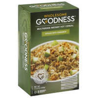 Wholesome Goodness with Cinnamon Multigrain Instant Hot Cereal, 8 count, 11.8 oz, (Pack of 12)