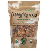 Giddy Up & Go Granola Giddy Up & Go Seriously Seedy Organic Granola, 11 oz, (Pack of 6)