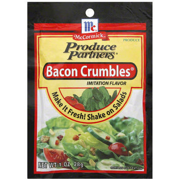 McCormick® Produce Partners Bacon Crumbles