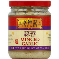 Lee Kum Kee Minced Garlic, 7.5 oz, (Pack of 12)