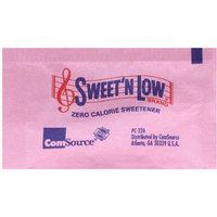Sweet N Low Sweet'N Low Zero Calorie Sweetener, 0.5 oz, 2000 count