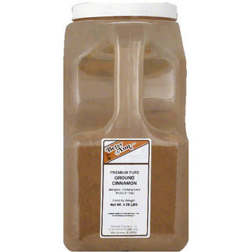 Atlas Spices Betsy Ann Ground Cinnamon, 4.25 lbs