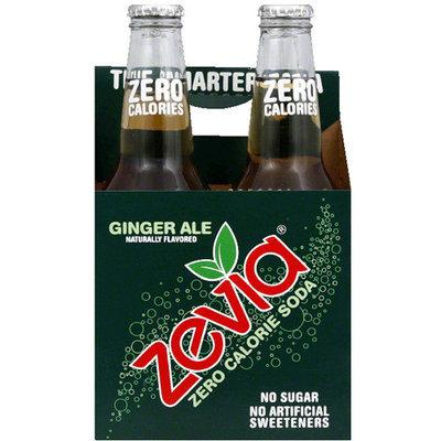 Zevia Ginger Ale Zero Calorie Soda, 48 fl oz, (Pack of 6)