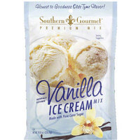 Southern Gourmet Vanilla Ice Cream Mix, 8.0 oz, (Pack of 8)
