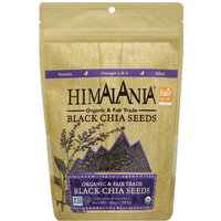 Himalania Black Chia Seeds, 10 oz, (Pack of 12)