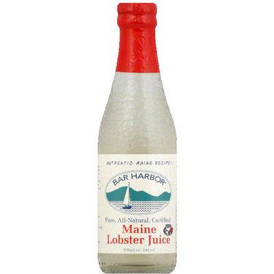 Bar Harbor Maine Lobster Juice, 8 fl oz, (Pack of 12)