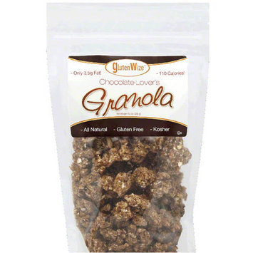 GlutenWize Chocolate Lover's Granola, 12 oz, (Pack of 8)